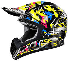 yellow motocross helmet airoh cr901 rookie motocross helmet buy cheap fc moto