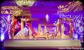 decoration for indian wedding indian wedding reception decor venue in coral springs florida