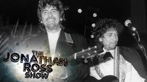 jonathan dylan when michael douglas met george harrison and bob dylan the