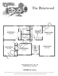 Split Level Ranch Floor Plans Split Bedroom Modular Floor Plans
