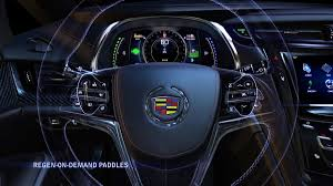 cadillac ats paddle shifters cadillac elr s paddle shifters provide on demand regenerative