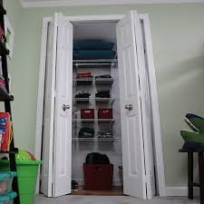 How To Make A Closet With Curtains How To Install Bi Fold Doors