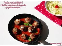 comment cuisiner du coeur de boeuf boulettes de boeuf coeur mozzarella et spaghettis de courgette