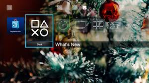 10 images christmas dynamic theme on ps4 official playstation