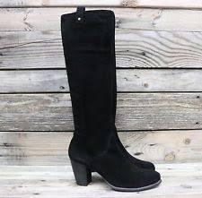 s ugg australia emilie boots ugg australia knee high boots s 12 us size ebay