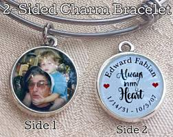 Personalized In Memory Of Gifts Remembrance Jewelry Etsy