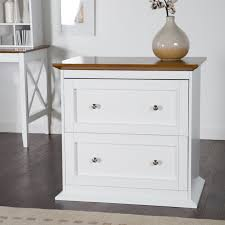 Oak File Cabinet 2 Drawer Belham Living Hton 2 Drawer Lateral Wood File Cabinet White