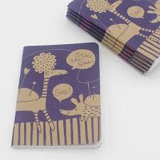 blank notebook sewing idea notebook sketch book
