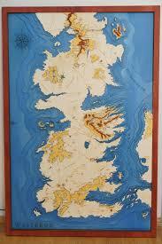 Map Westeros Topographic Map Of Westeros Album On Imgur