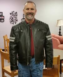 leather cycle jacket ordinary biker oz leather jacket review