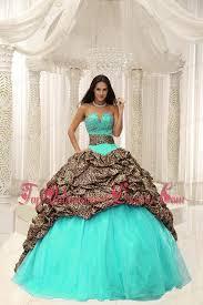 unique quinceanera dresses and organza beading decorate sweetheart neckline unique