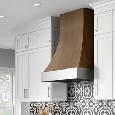 gray brown stained kitchen cabinets schuler cabinetry at lowes new products