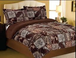 Cheetah Print Bedroom Set by Animal Print Quilt Bedding Luxury Bedding Animal Print Decor