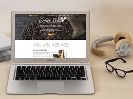 Et Coffee et coffee free responsive coffee website templates