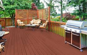 Patio Vs Deck by Top Trending Stain Colors For Outdoor Spaces