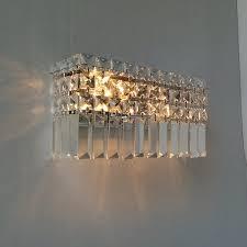 Swarovski Wall Sconces Exterior Design Surprising Crystal Wall Lights Design Crystal