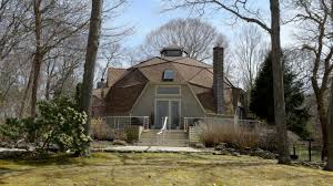Geodesic Dome House Geodesic Dome Home Has History For Its Former Family Newsday