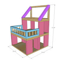 ana white how to modular stackable dollhouse diy projects