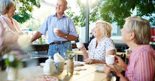 social for seniors why assisted living is better