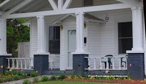porch columns design options for curb appeal and more