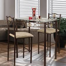 silver kitchenable dining with frosted glassop ikea set oval