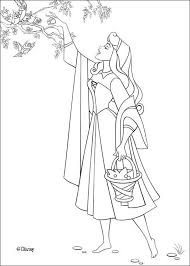 sleeping beauty coloring pages aurora phillip coloringstar