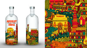absolut vodka design design the absolut india limited edition bottle win upto inr 9 lakhs