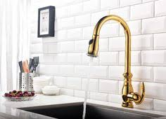 Gold Kitchen Faucet by Luxury Brushed Nickel Kitchen Faucet Vessel Sink Bar Mixer Tap