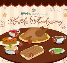 healthy thanksgiving tips ewg u0027s guide to a healthy thanksgiving ewg