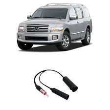infiniti qx56 key fob battery replacement infiniti qx56 2004 2005 factory stereo to aftermarket radio