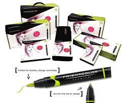prismacolor marker set prismacolor premier brush marker sets rex supplies
