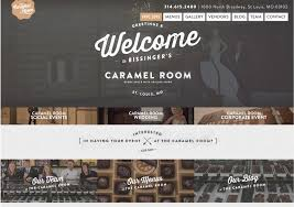 Wedding Venues In St Louis Mo The Caramel Room At Bissingers St Louis U0027 Premier New Event Venue