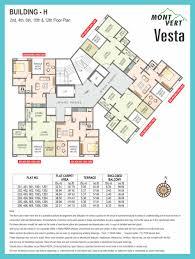 floor plans mont vert vesta