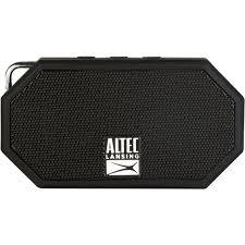 altec home theater altec lansing mini h2o bluetooth speaker portable speakers