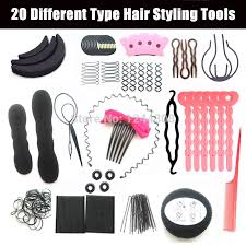 hair clip types of hair accessories