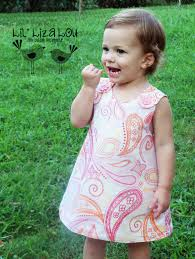 the perfect a line dress for girls reversible dress pattern 2 u2013 6
