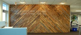 Wood Paneling Walls Wood Paneling For Office And Retail Spaces Elmwood Reclaimed Timber
