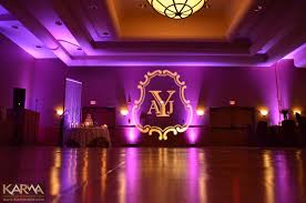 uplighting wedding karma event lighting for weddings and special events