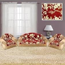 Sofa Cover Online Buy Sofa Set Covers Online Latest Sofa Covers Designs Homeshop18 Com