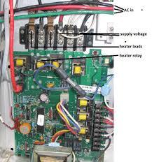 tub circuit board electronics forums