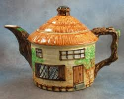 collectible teapots for sale beswick country cottage teapot tea