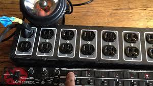 american dj duo station lighting controller american dj light copilot youtube