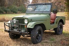 jeep hurricane engine 1963 kaiser willys cj5 with f4 134 hurricane inline 4 piston