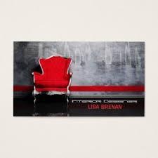 home decor business cards u0026 templates zazzle