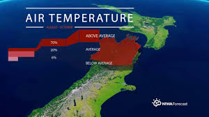 World Temperature Map October by Niwa Seasonal Climate Outlook August October 2016 Youtube