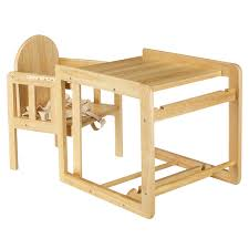 high chair converts to table and chair wooden high chair converts to table and keekaroo height right with