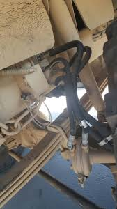 no parking brakes 1997 m1078
