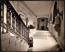 bellefontaine lenox ma staircase and hall lenox mass and the