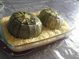 cuisiner la courgette ronde cuisiner courgette ronde best of courgettes rondes farcies au saumon