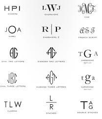 Create Monogram Initials 76 Best Monograms Images On Pinterest Monograms Monogram Fonts